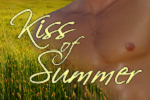 Kiss Of Summer Cover Reveal